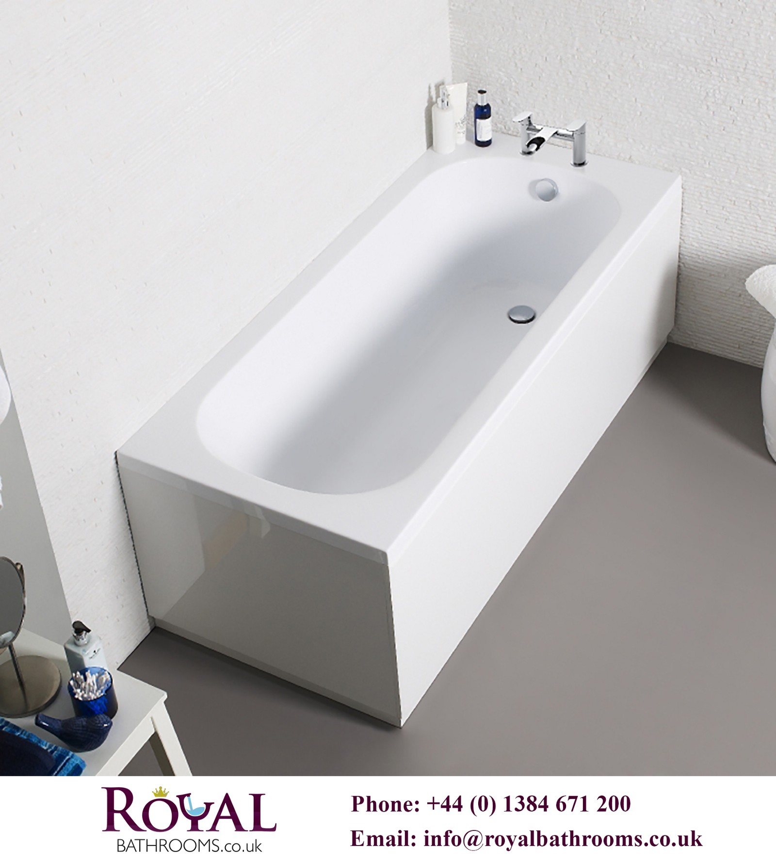 Most Comfortable and easy to clean baths – RoyalBathrooms – Medium