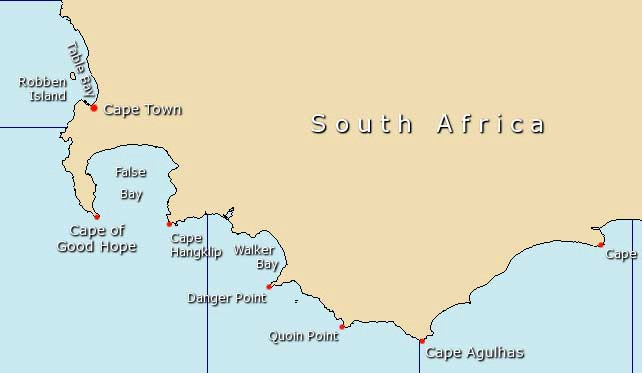 Do the oceans have real boundaries ignasi lirio medium the cape of good hope near cape town south africa is not the frontier between the atlantic and indian oceans but the cape agulhas center bottom of this gumiabroncs Images