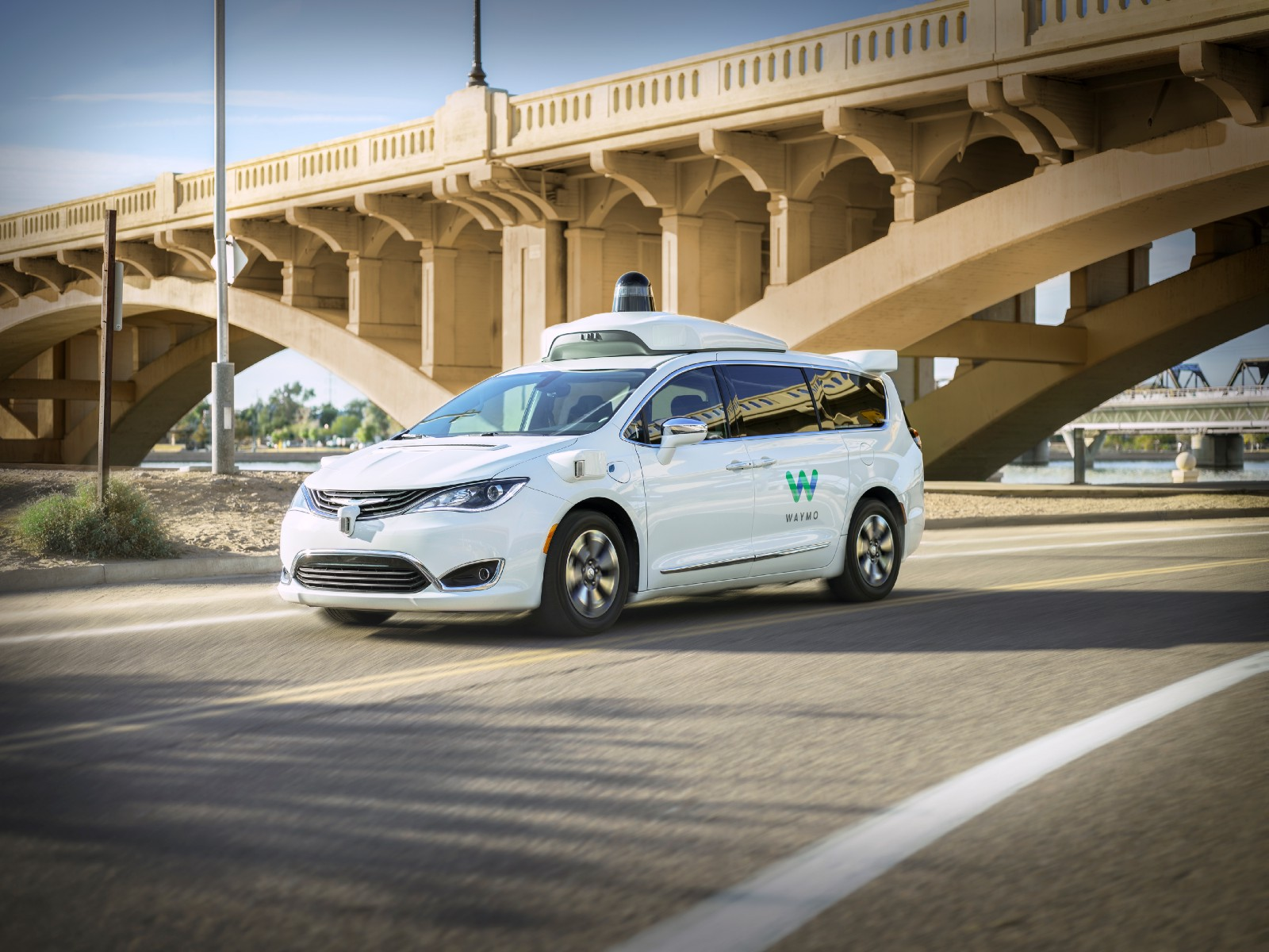 Ride Drive For Once Everyone On John >> Waymo One The Next Step On Our Self Driving Journey