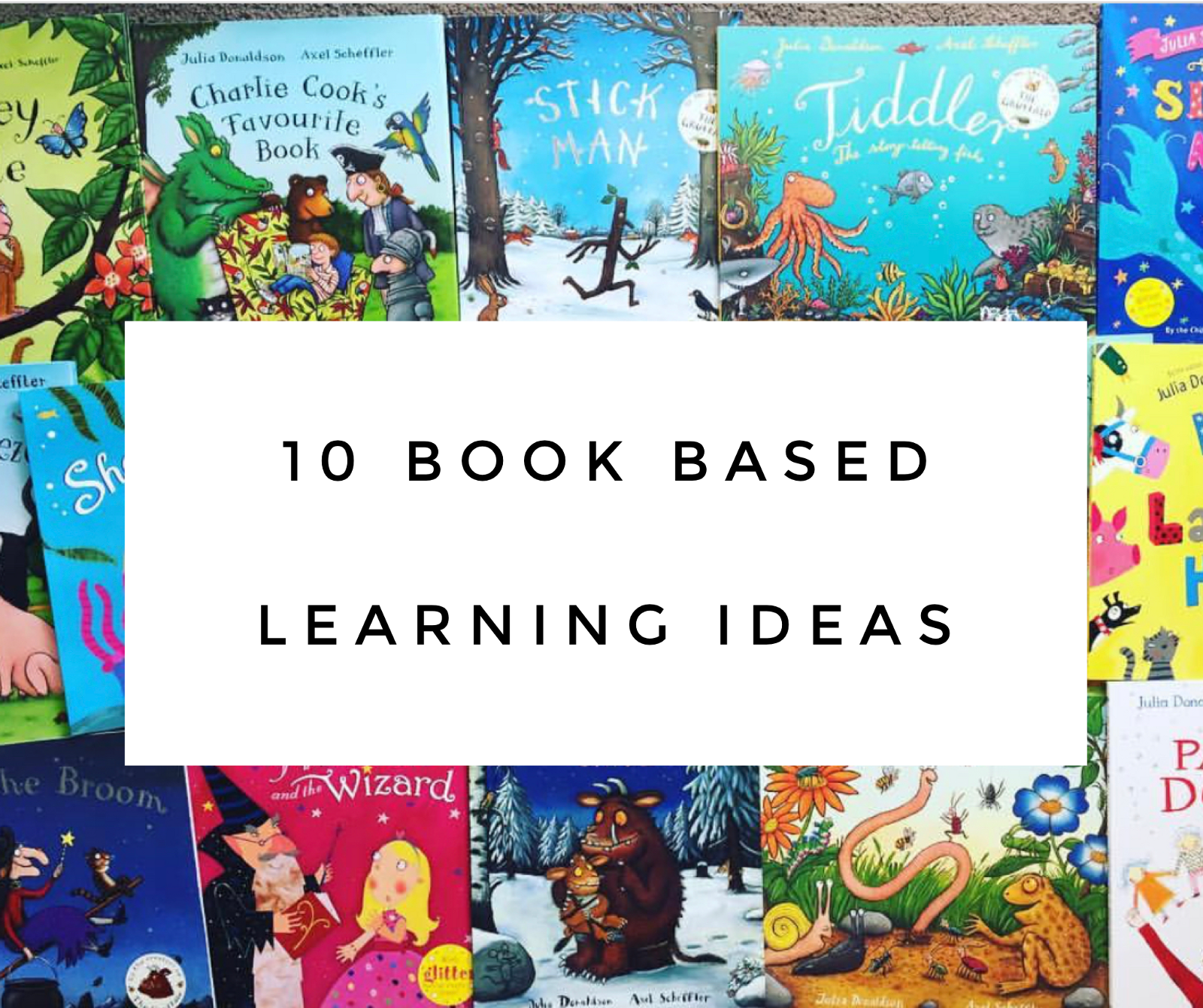 10 Book Based Learning Ideas Learning Through Play