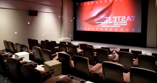 A Gourmet Restaurant Where You Can Eat In Comfy Chairs And Watch Movies?  The Living Room Theatre U2014 Located In The Heart Of Downtown Portland U2014 Is A  Perfect ...