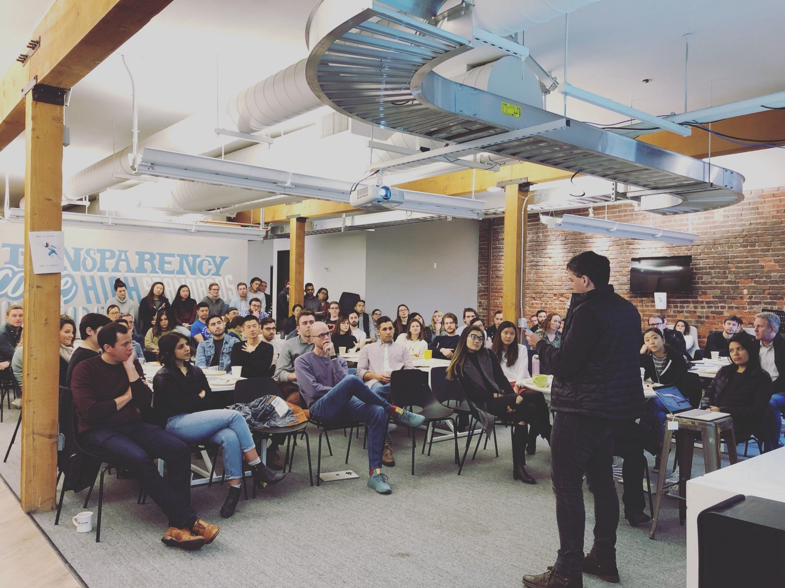How to run an efficient and effective All Hands meeting