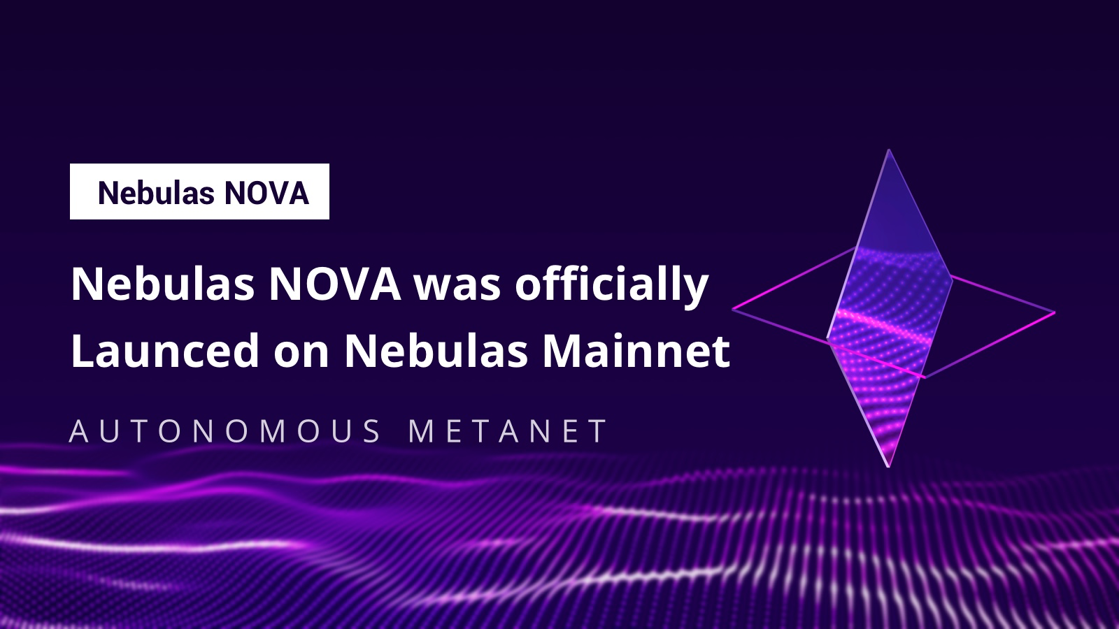 nebulas news latest updates cryptonewsz - HD 1600×900