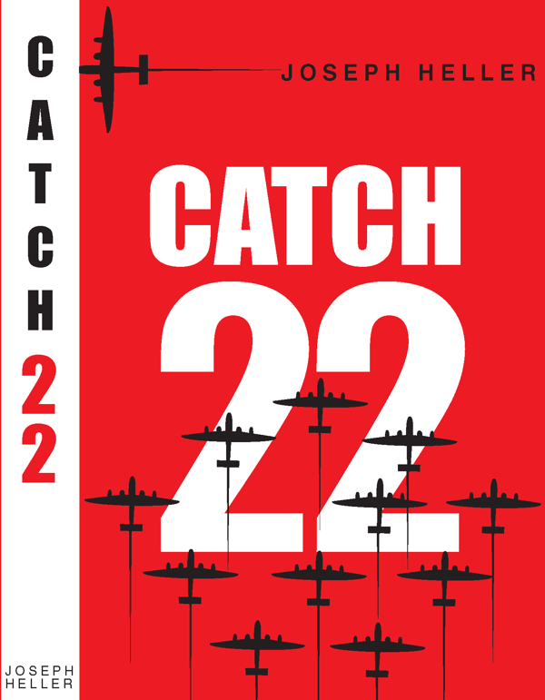 the theme of anti war in catch 22 by joseph heller Catch-22, by joseph heller, follows wwii bombardier captain john yossarian and his squadron, a group based on the fictional island of pianosa catch-22 develops powerfully anti-war themes, including: the total power of bureaucracy as well as bureaucratic absurdity the inevitability of death.
