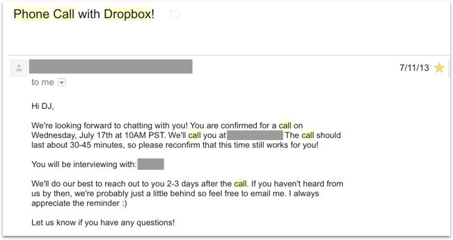 How I Got In The Right Mindset To Land A Job At Dropbox Hack Career