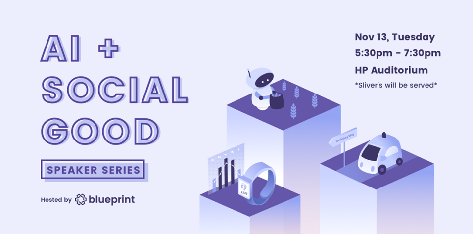 Ai Social Good Speaker Series Fall 18 Event Cover