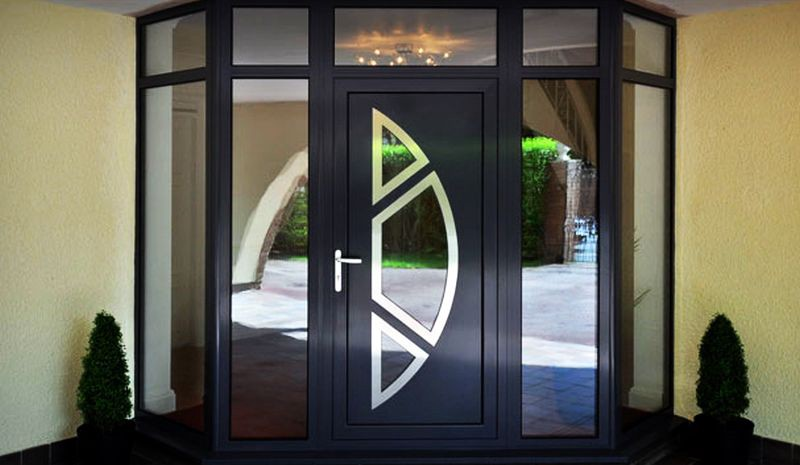 Five Stunning Ideas For Front Door Design To Make Your Home Look