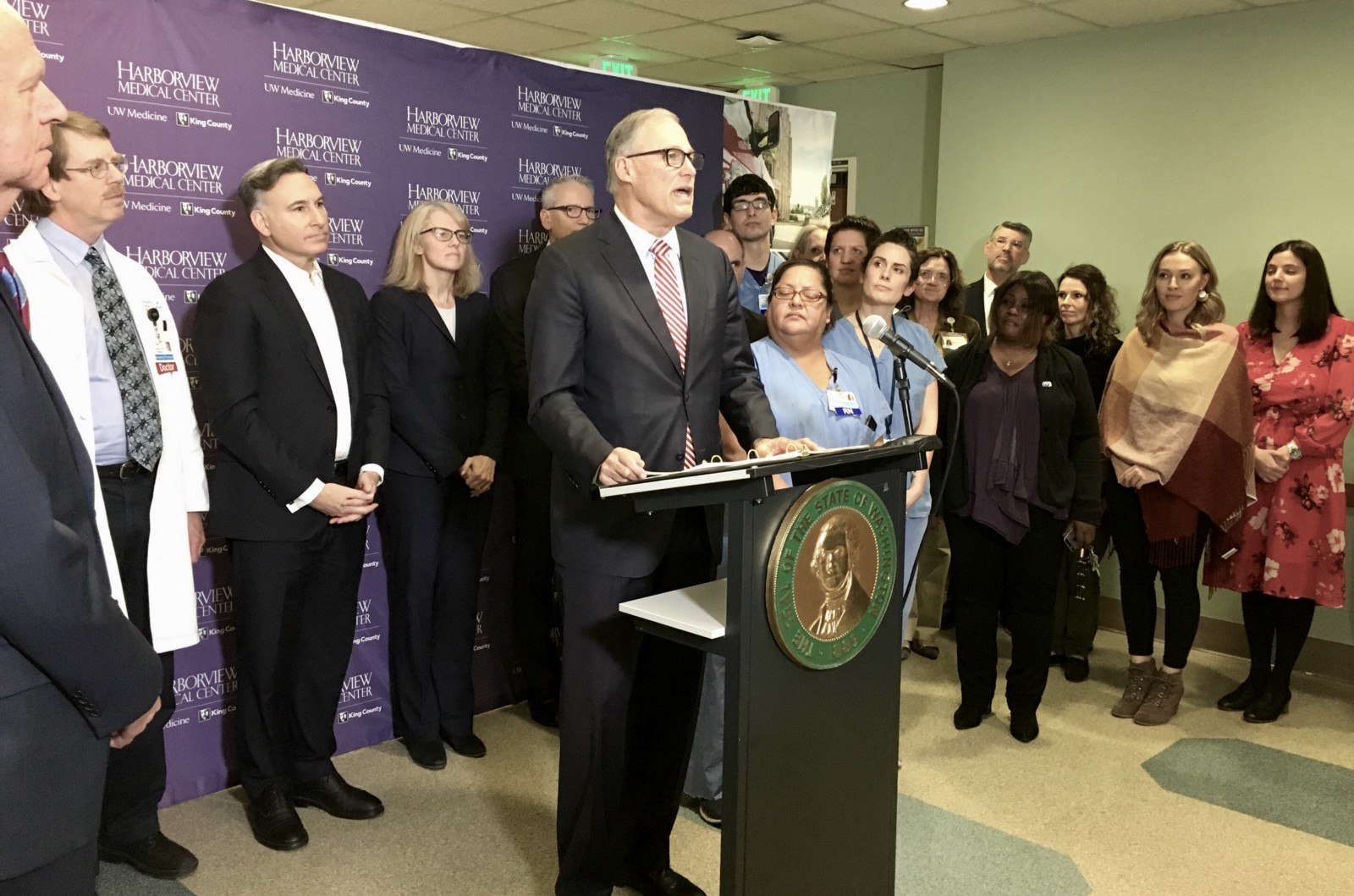Strengthening The State S Response To The Opioid Crisis Inslee S
