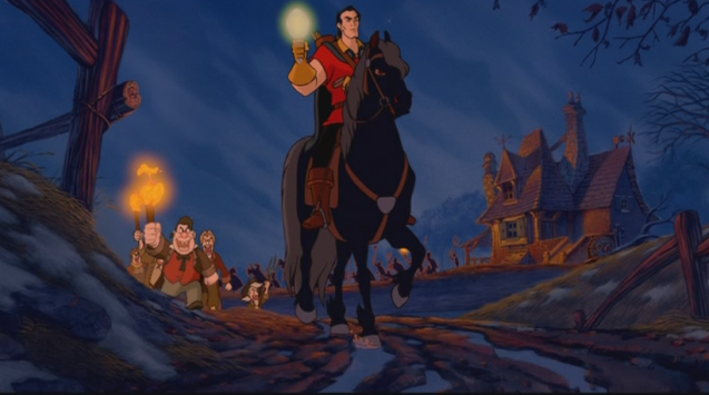 Does the mob song from beauty and the beast prove that gaston is the gaston never gets much love as a disney villain the top 10 lists of the greats disney villains always have gaston somewhere in the middle but never as the publicscrutiny Gallery