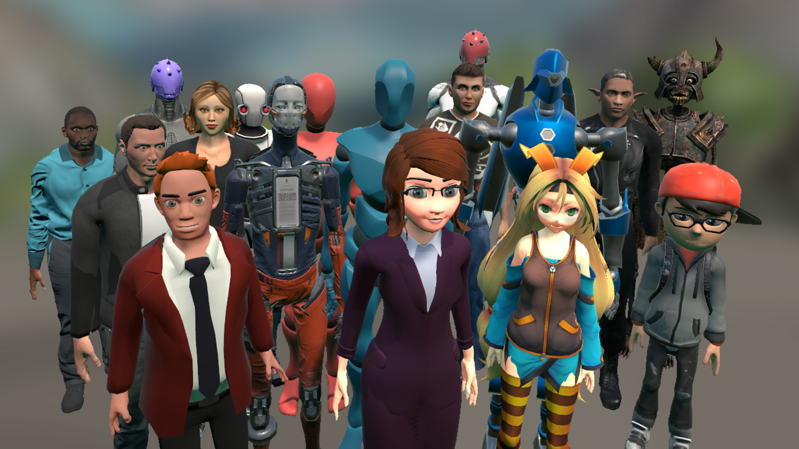 The beginning of the Social VR avatar revolution