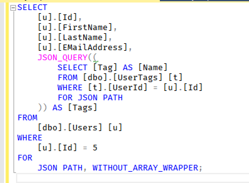 One To Many Mapping With Dapper And Json Dapper Medium