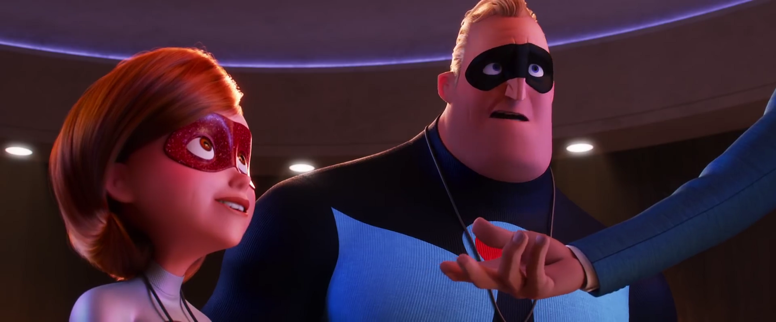Take the Cannoli: The Incredibles might be the best superhero movie out there