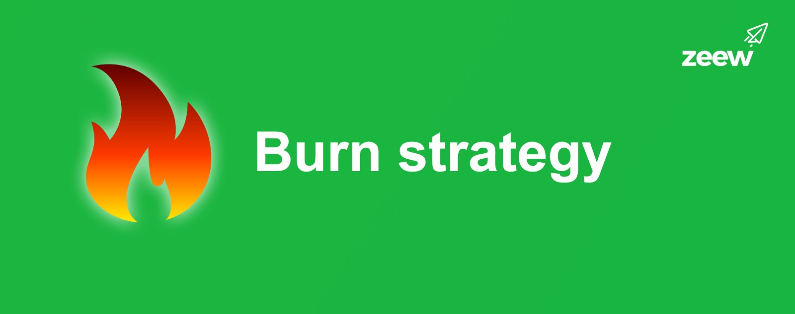 ZEWT Token burn strategy explained
