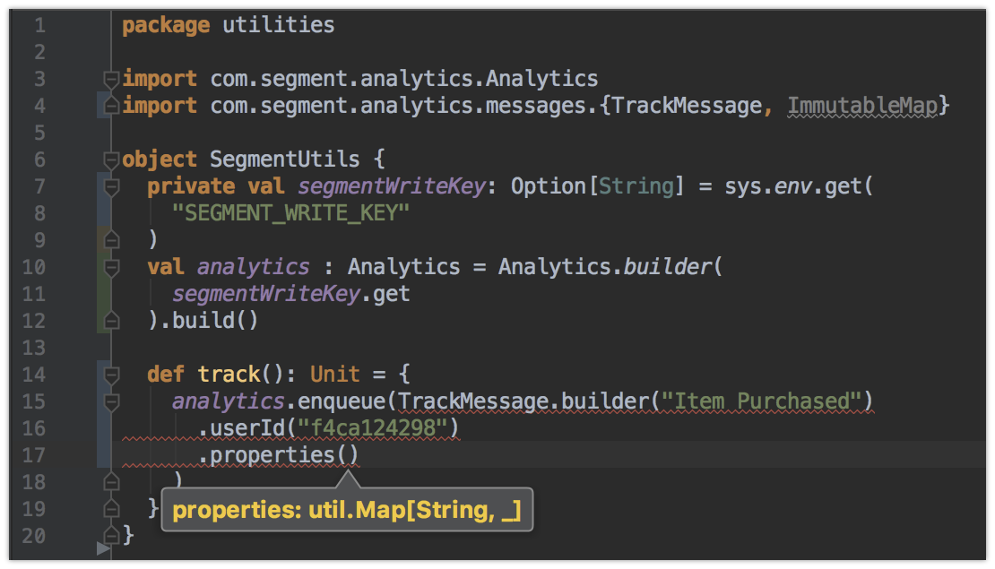 Using Segment's Java Liry with Scala – Adam Bickford – Medium on wo map, no map, would map, heart map, get map, india map, nz map, first map, oh map, tv map, personal systems map, can map, find map, bing map, art that is a map, future earth changes map, gw map, it's map, ai map, co map,