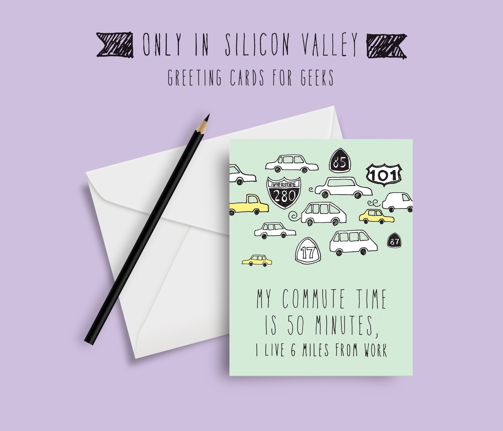 Greeting Cards For Geeks Announcing Only In Silicon Valley