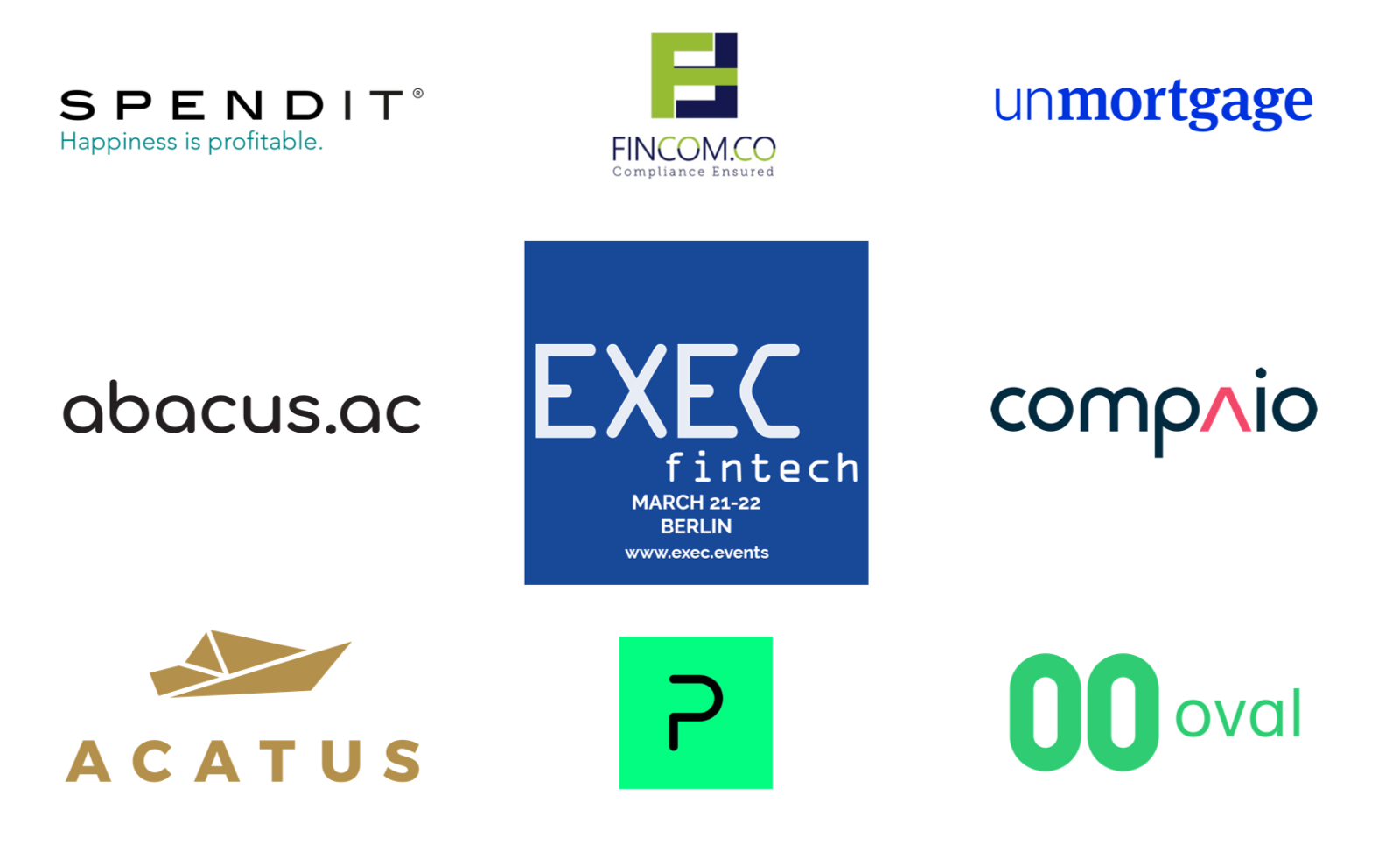 Meet the startups pitching on stage at EXECfintech Berlin 2018