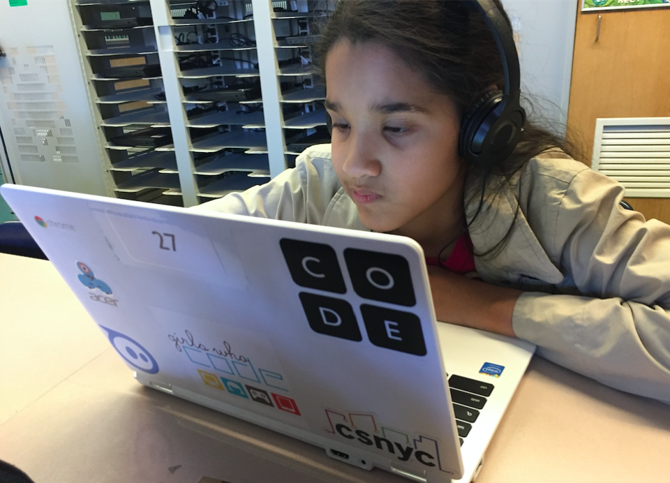 What happens after the Hour of Code?