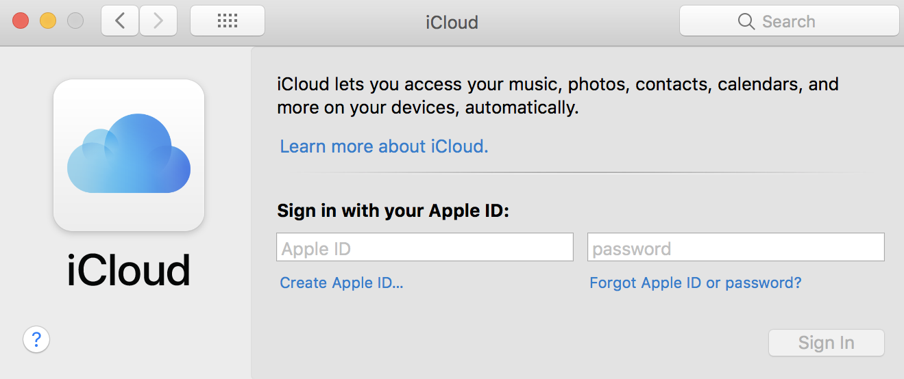 how to change your icloud id