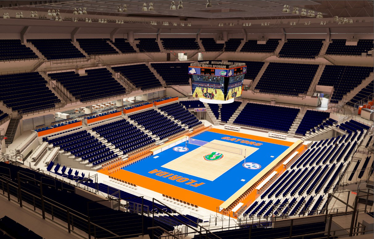 O Connell Center Renovations : Stephen c o connell center renovation sji sports orange