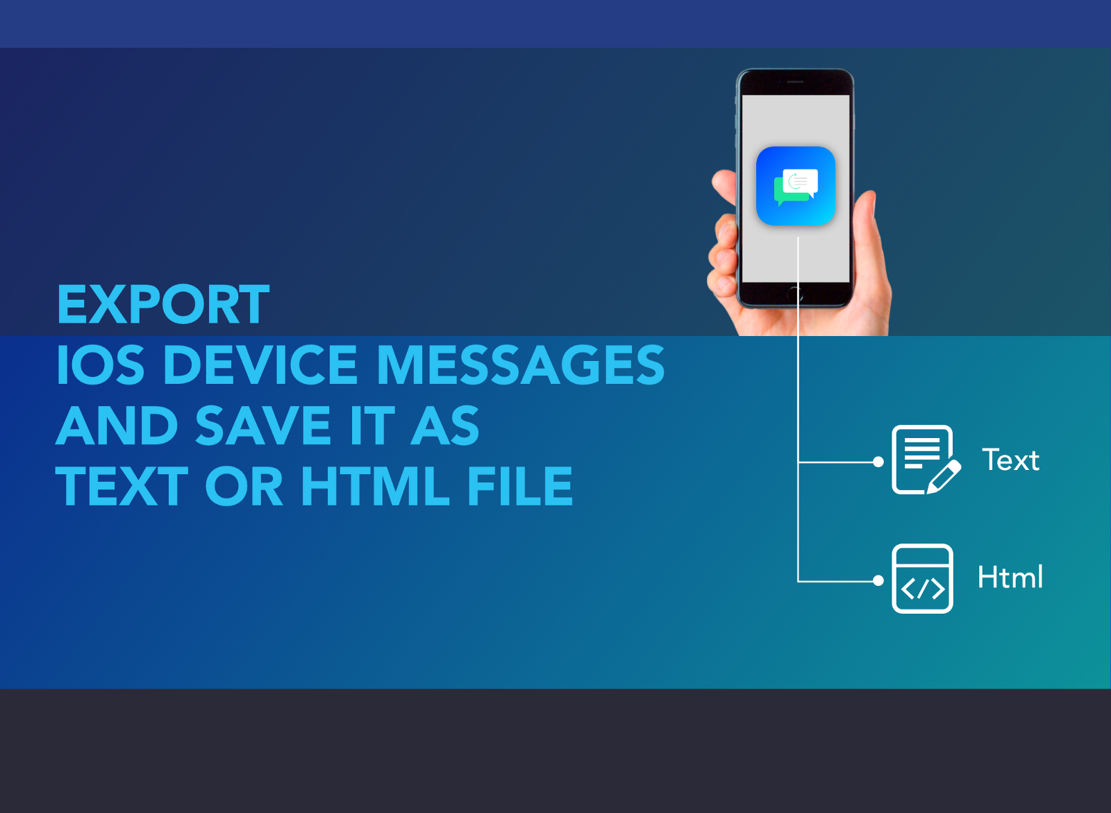 How To Save Text Messages On Iphone To Computer? – Iphonesms Backup