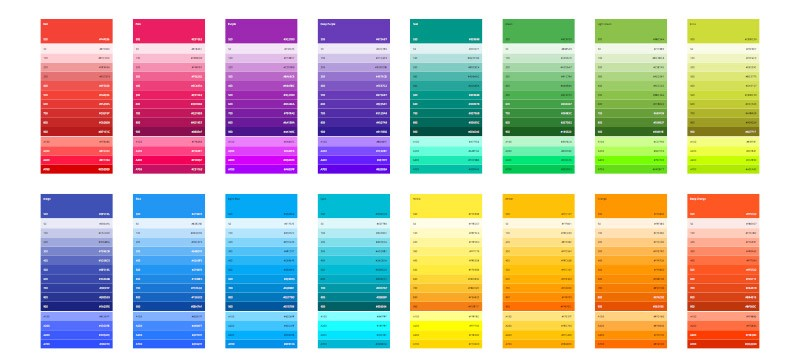 Natural Color Palettes For Ui Design Daily Assets For Designers
