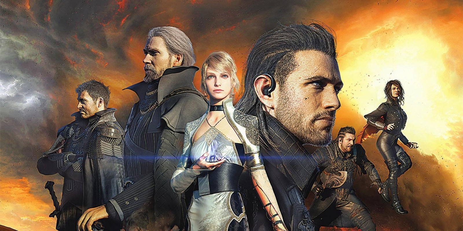 kingsglaive an introduction to the world of final fantasy xv. Black Bedroom Furniture Sets. Home Design Ideas