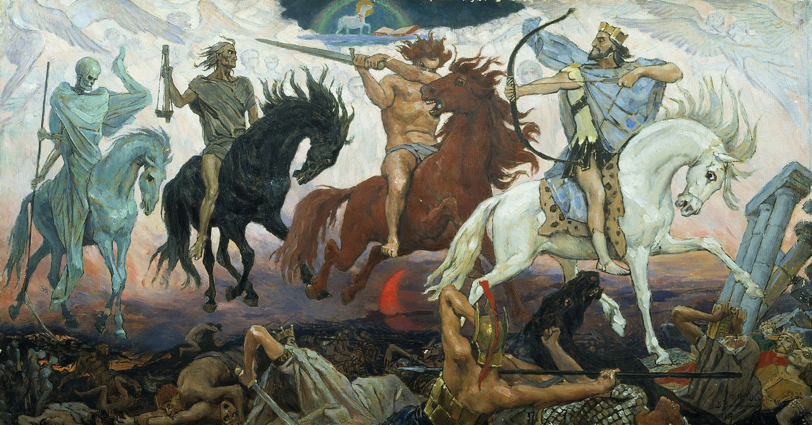 The Four Horsemen of the Cryptocalypse