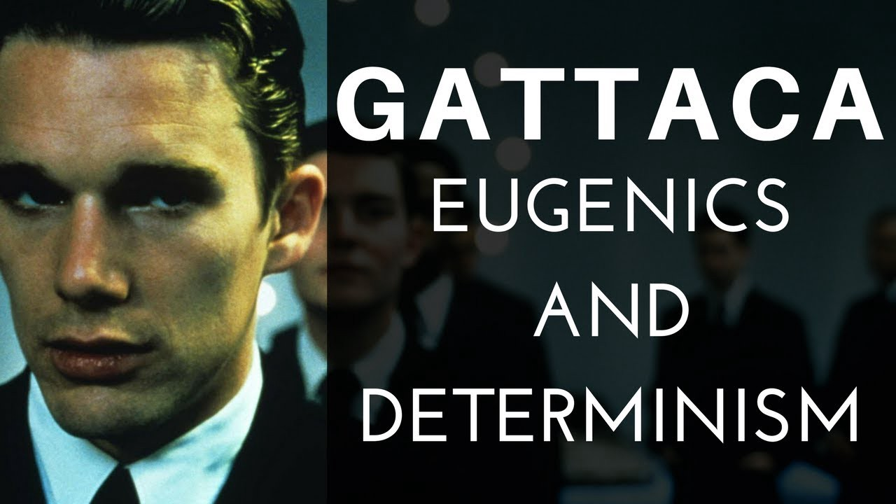 61566cf6d0d4 Gattaca's brilliance is the way that it presents the issues of genetic  discrimination and free will.