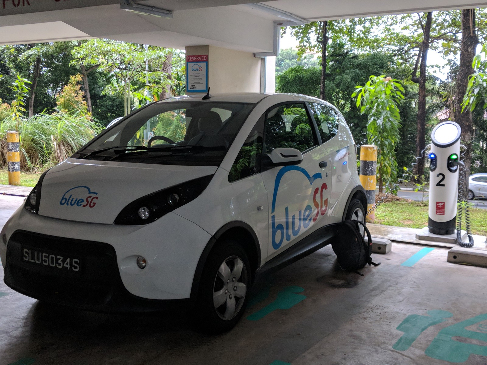 My 38 Trips Review With Electric Car Bluesg