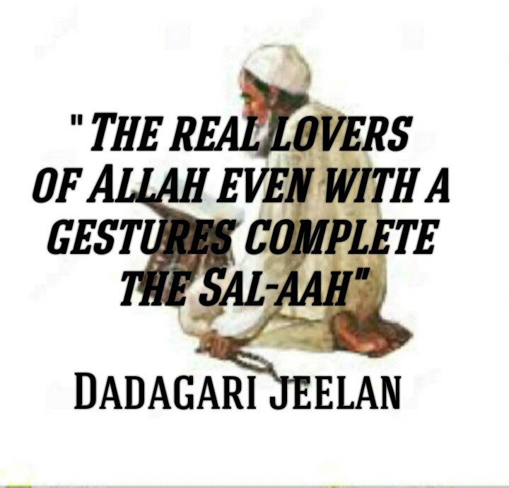 12 Witty Quotes By Jeelan That Proves He Is The Official King Of Islam
