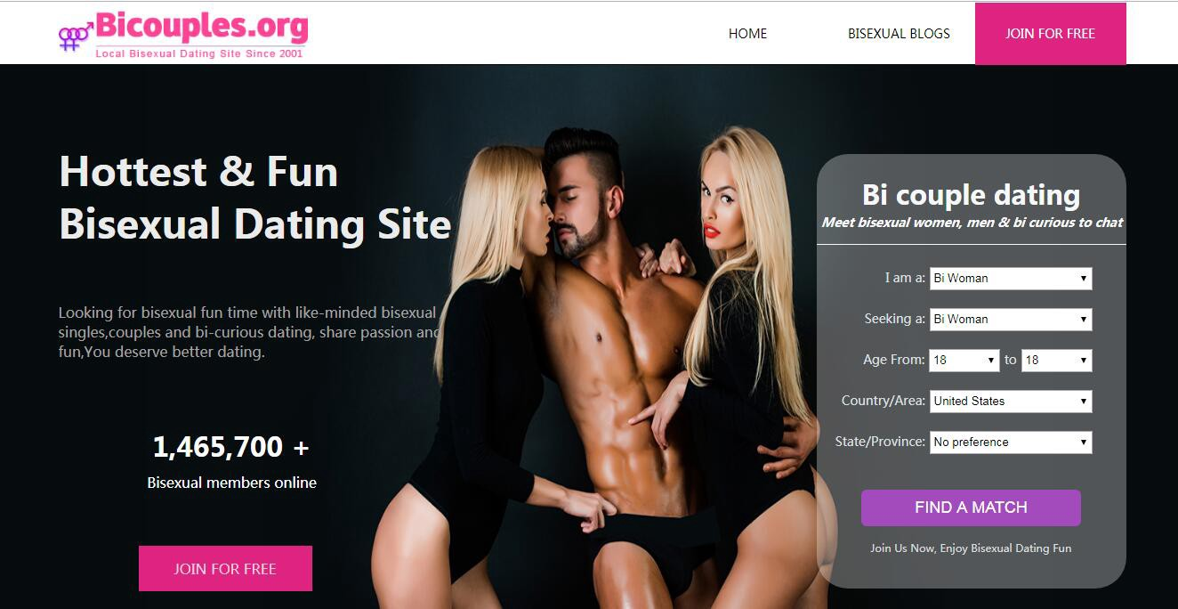 Best bisexual website