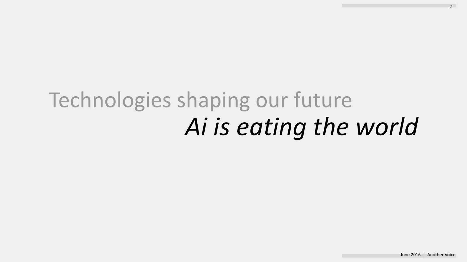 How Is AI Shaping the Future Of Brand Communication?