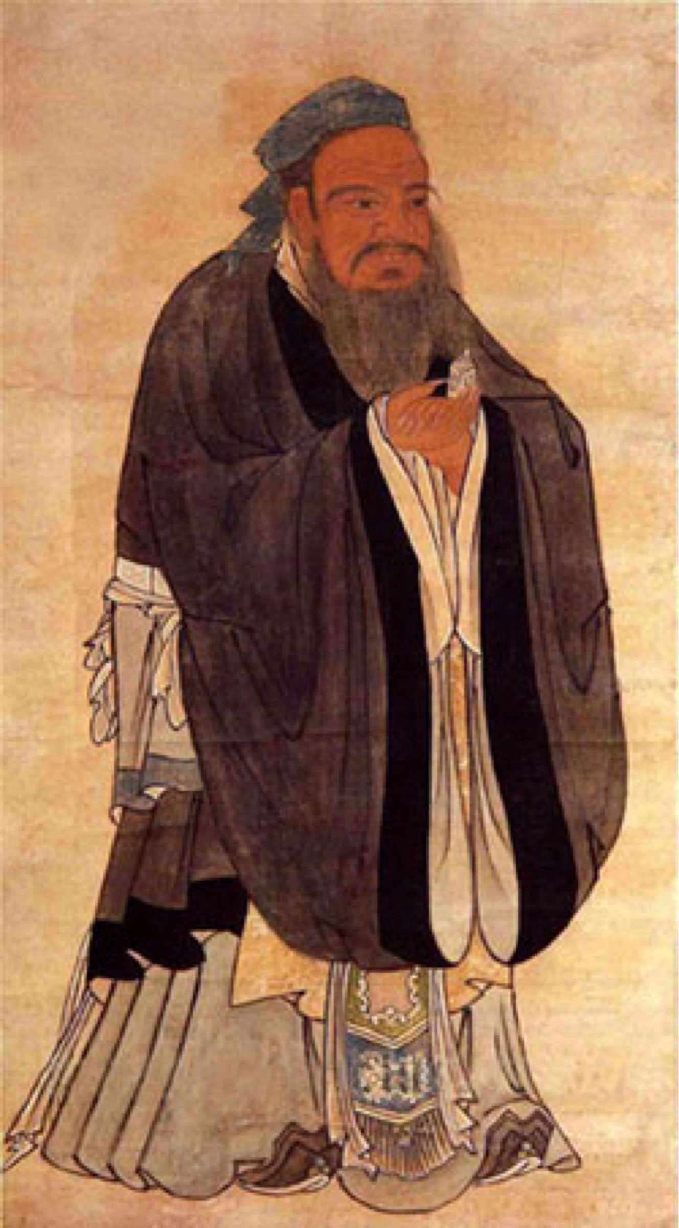 analects book 11 chapter 26 The analects book 4: le jin confucius previous page | next page  chapter 11 the different mindings of the superior and the small man  chapter 26 a lesson .