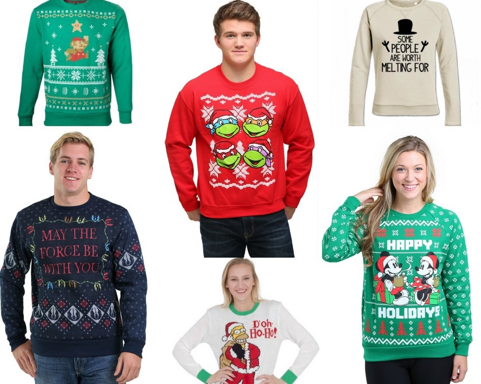 Spotts big christmas countdown 10 days to go christmas sweaters or get yourself a super cute star wars christmas jumper there are a lot of pretty ones in store have a look solutioingenieria Images