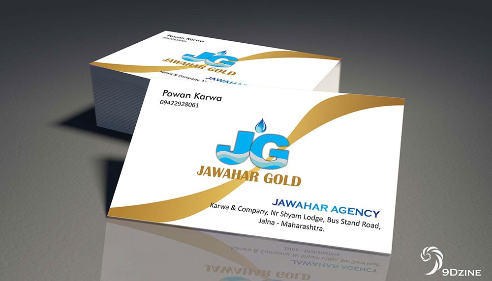 How to Design a Professional Business Visiting Card?