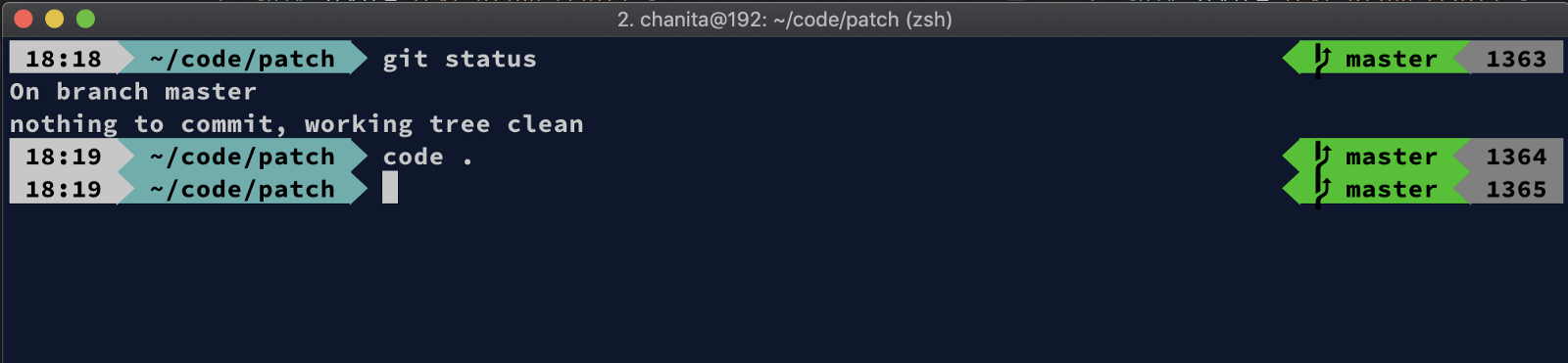patch file git diff