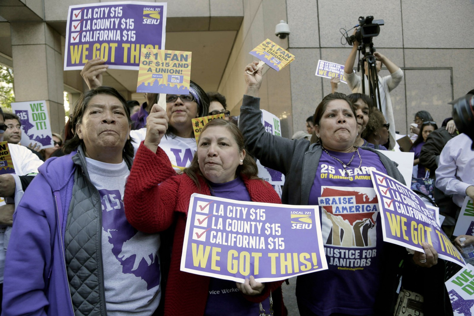 Oped: Raising The Minimum Wage Is Essential For Working People We Know From  Experience Here's How To Ask