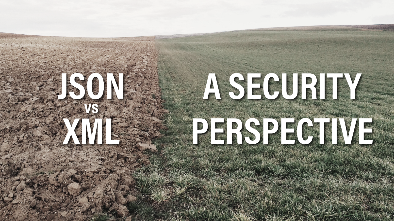 XML wars are brutal like trying to till a rough patch of land that returns  no gain. Understanding the security considerations of both is like a green  ...