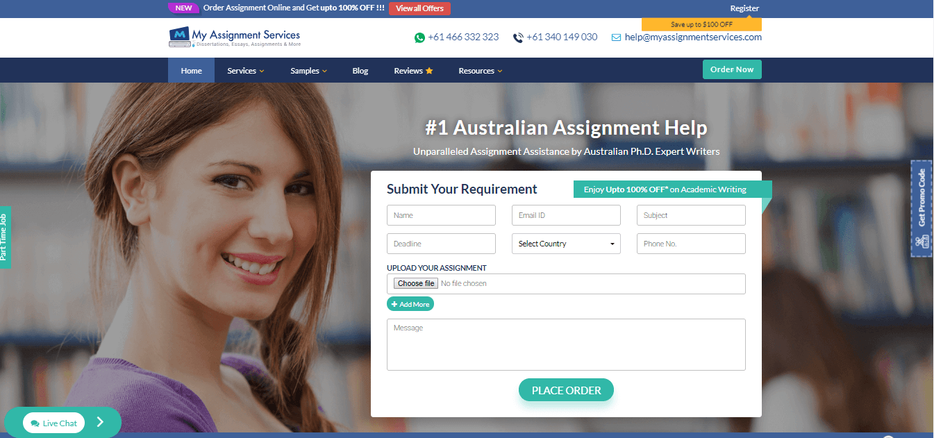 my assignment services australia