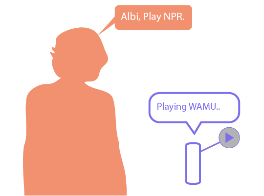 Talking Back To Your Radio How We Approached Voice Ui