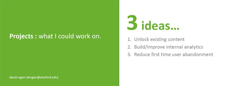 Image from David's slide deck of ideas for Evernote