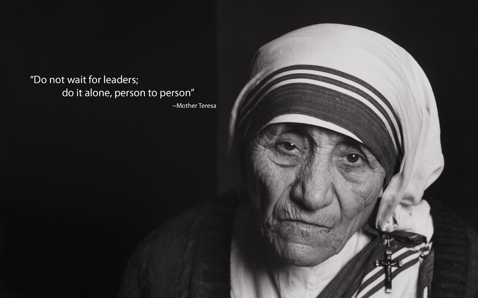 10 Quotes By Mother Teresa On Kindness Love Humanity