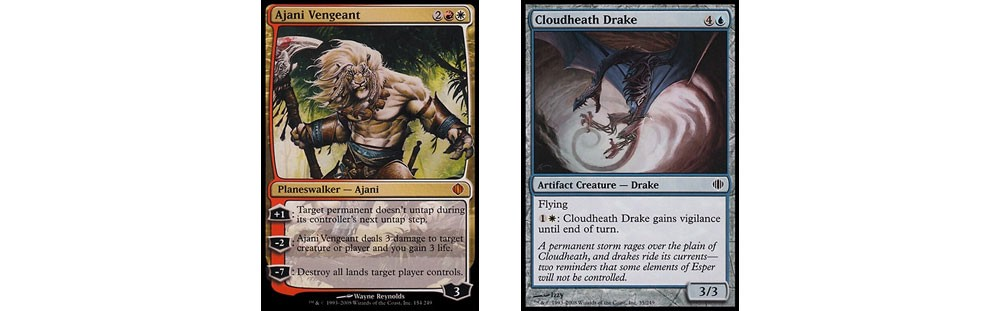The Graphic Design For Magic The Gathering Card Frames