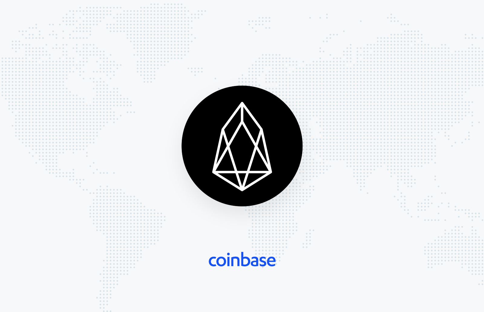 Image result for coinbase support eos