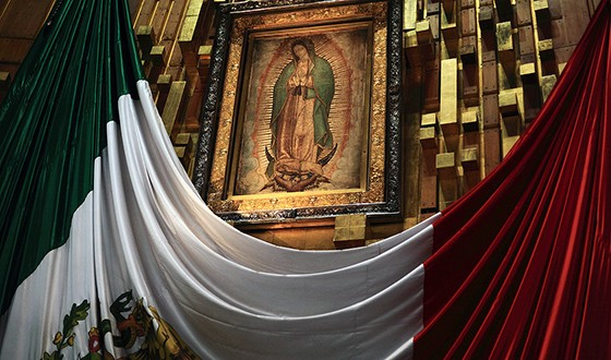 The Mexican Devotion Our Lady Of Guadalupe The Brown Skinned Virgin