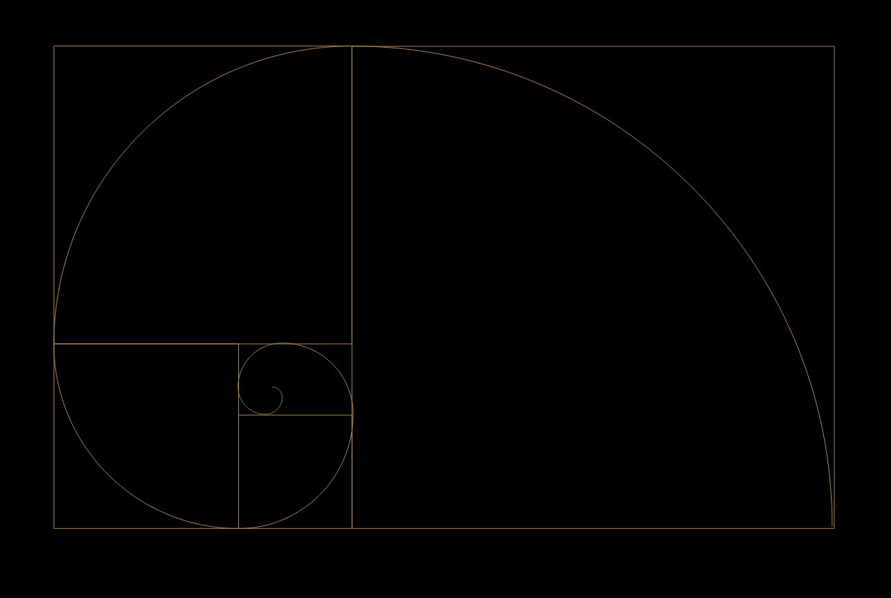 Poster design golden ratio - Once You Start Measuring Then The Myth Quickly Falls Apart The Shell Isn T A Perfect Spiral Even If It Was It Is Closer To 1 33 Than 1 618