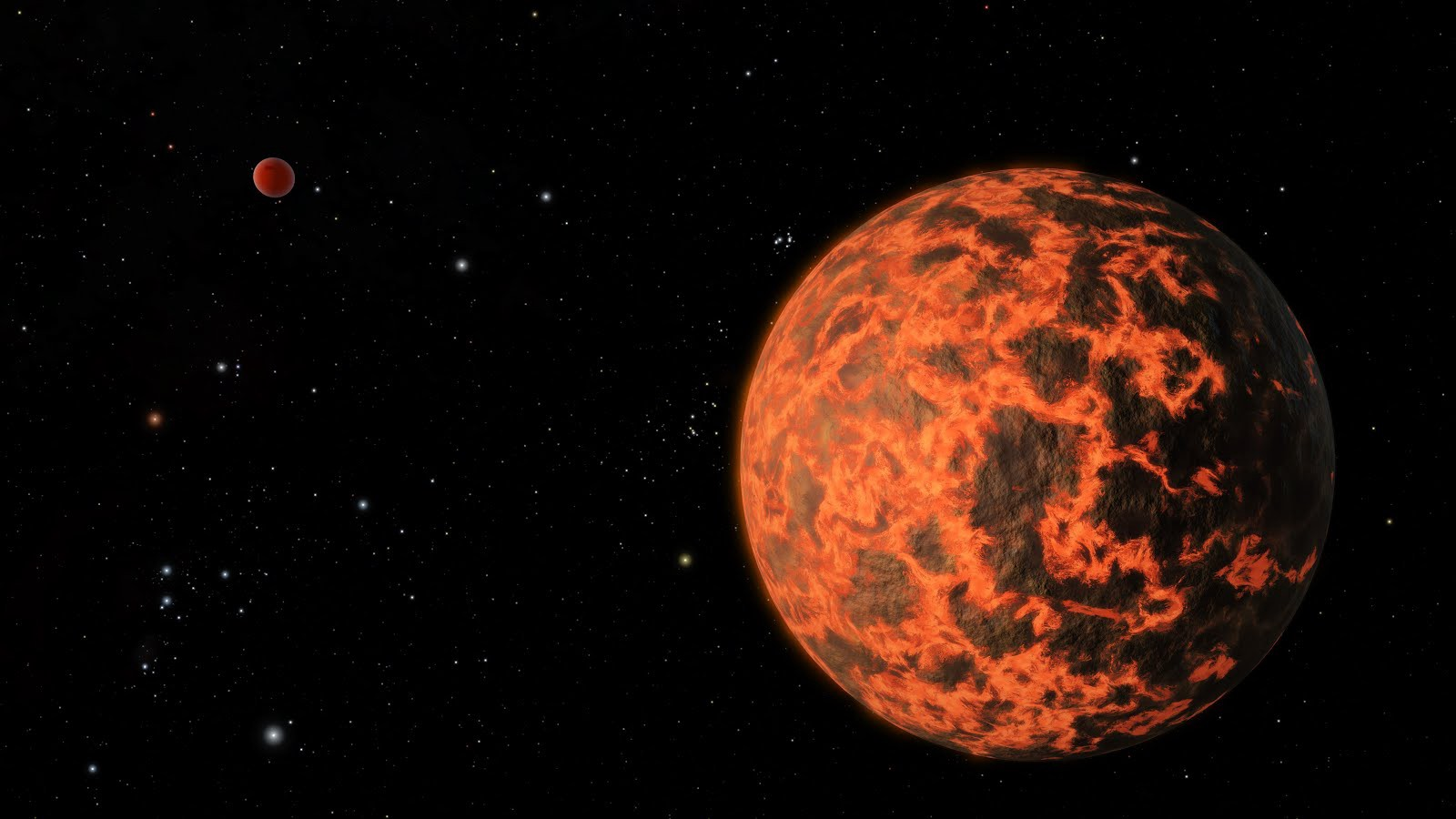 Mars and Venus could be a double planet