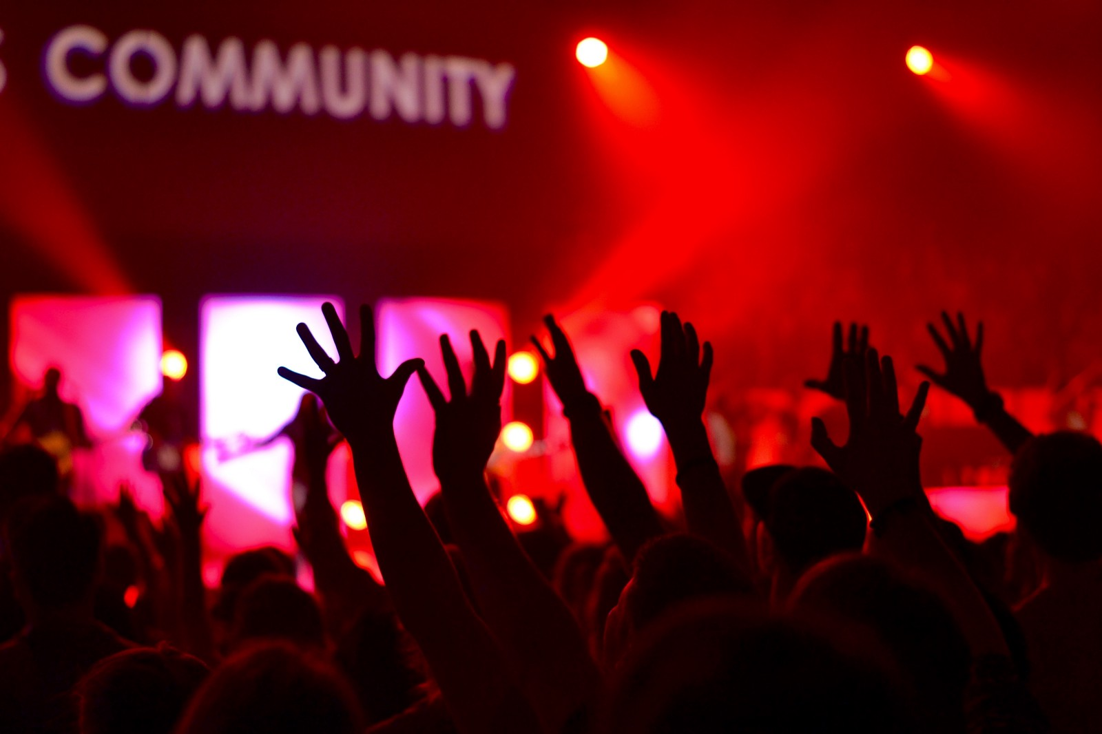 email is best for building a community