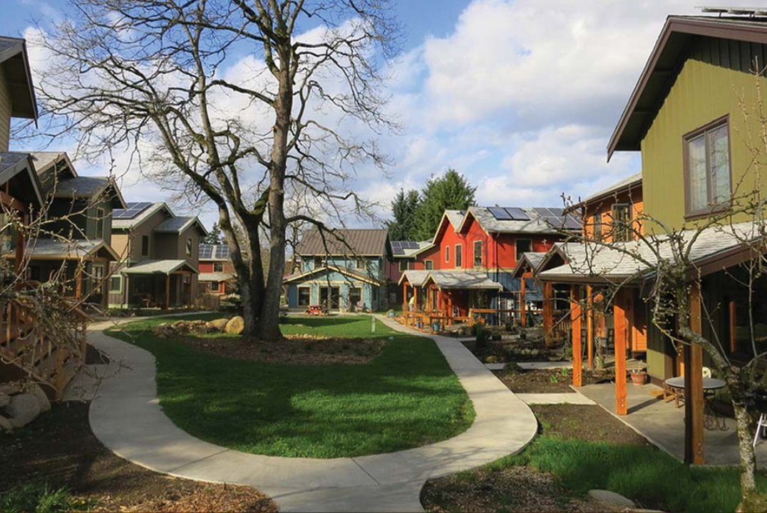 Whats It Worth >> Cottage clusters: Portland's chance to build community in ...