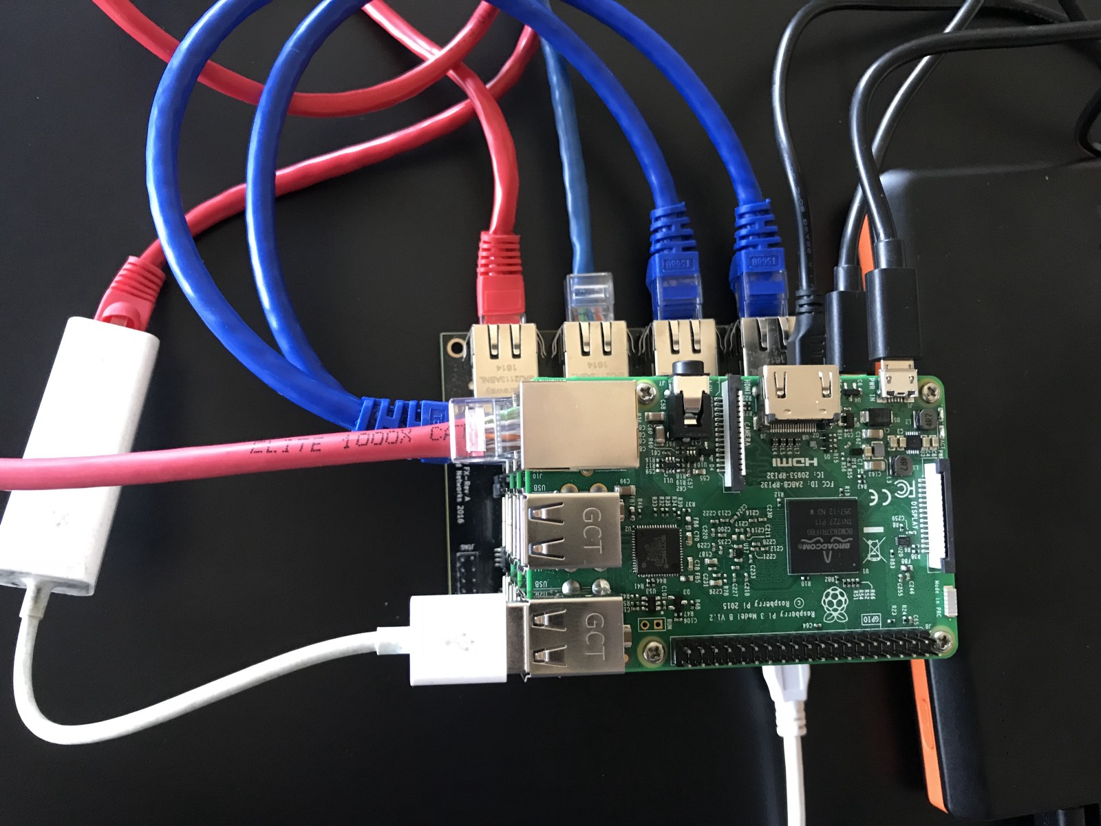 Building A Software Defined Network With Raspberry Pis And Zodiac Wiring Switch Electronics Fx